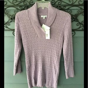 NWT Croft & Barrow Sweater S